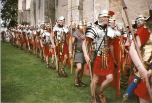 Roman Legion by Rita Roberts