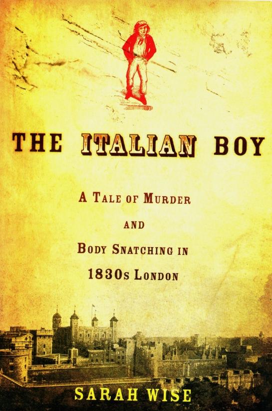 the Italian Boy 001