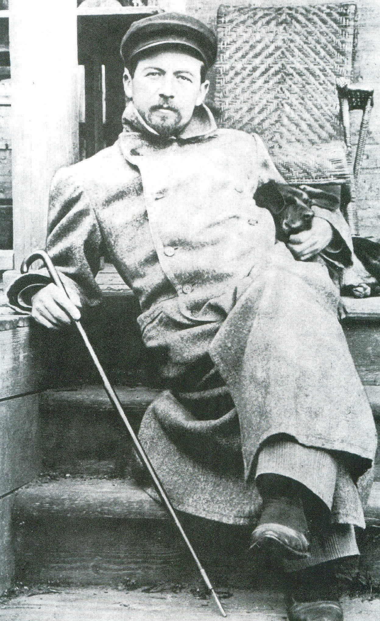 anton chekhov biography The story opens on a dark autumn night an old banker was quite restless in his  study recollecting a party that happened fifteen years ago in that party, the.