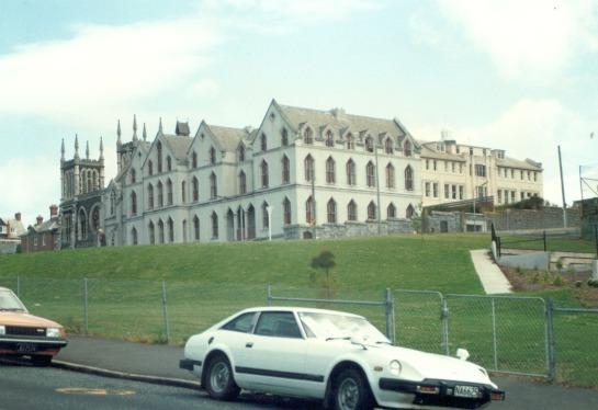 St Joseph's Cathedral, St Dominic's College, St Joseph's Primary School