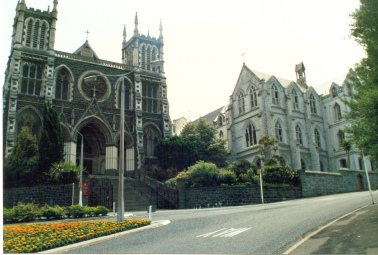 St Joseph's Cathedral & St Dominic's College