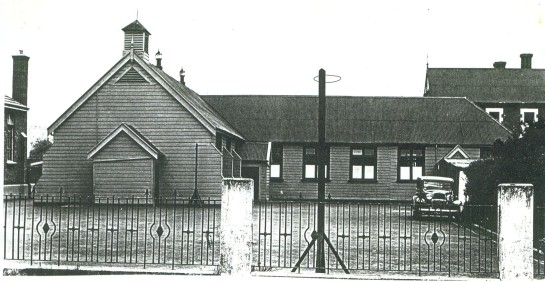 St Patrick's school & chapel