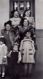 Carroll St Dunedin c. 1956