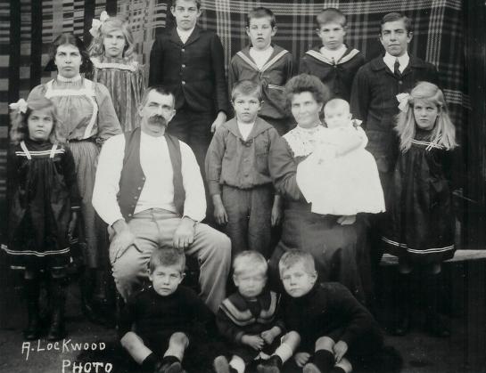Assunta Pierotti Frandi 2nd family (Barnett)