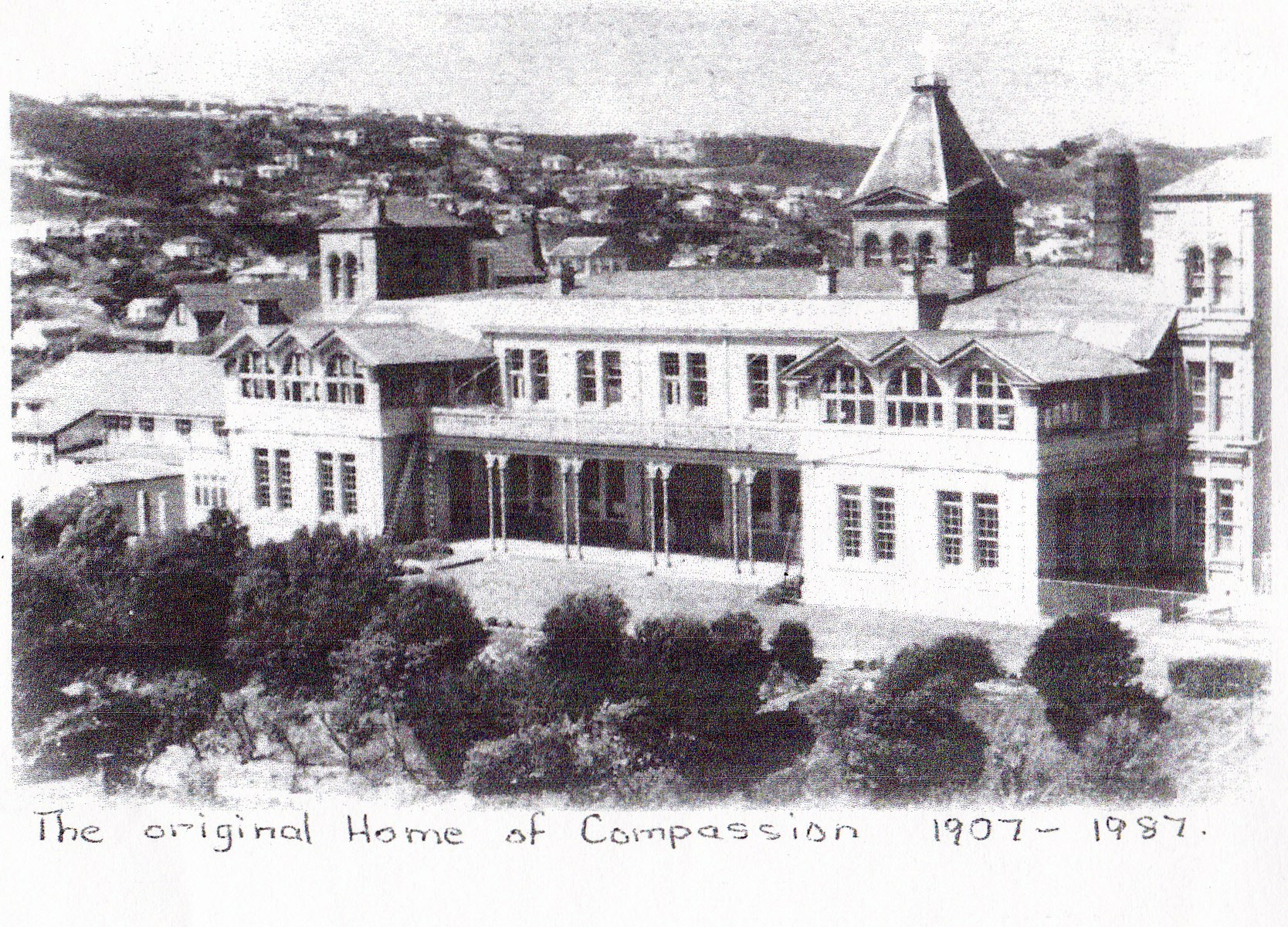 Original Home of Compassion