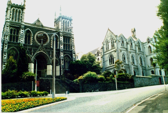 St Joseph's Cathedral & St Dominic's College blog 2