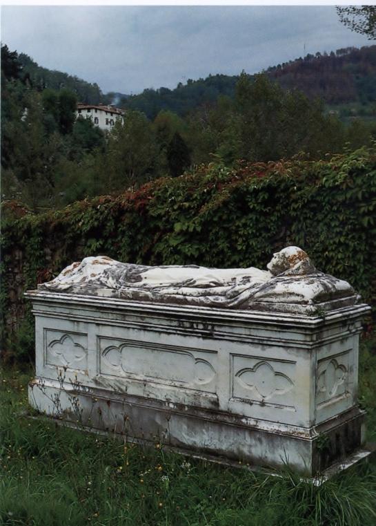 Ouida Tomb