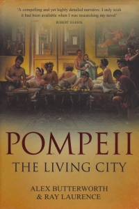 Pompeii book cover